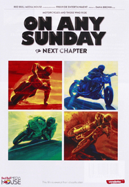 On Any Sunday: The Next Chapter on DVD