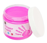 EC Colours - 250ml Finger Paint - Pink