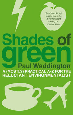 Shades Of Green by Paul Waddington image