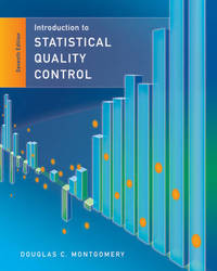 Statistical Quality Control by Douglas C. Montgomery