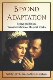 Beyond Adaptation image