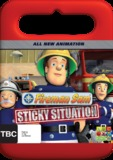 Fireman Sam - Sticky Situation DVD