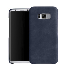 Uniq Samsung S8+ Outfitter Knight Navy - Blue