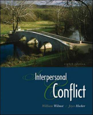 Interpersonal Conflict by William W Wilmot image