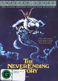 The NeverEnding Story on DVD image