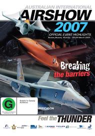 Australian International Airshow 2007 on DVD image