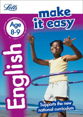 English Age 8-9 by Letts KS2