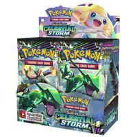 Pokemon TCG: Celestial Storm Booster Box (36 Packs)