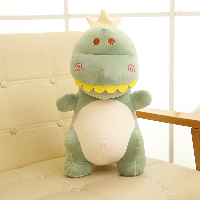 Gorilla: Dino Showing Teeth Plush - Green (60cm) image
