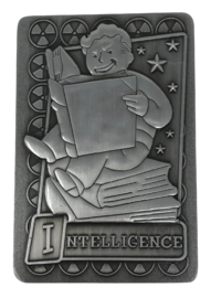 Fallout: Replica Perk Card - Intelligence image