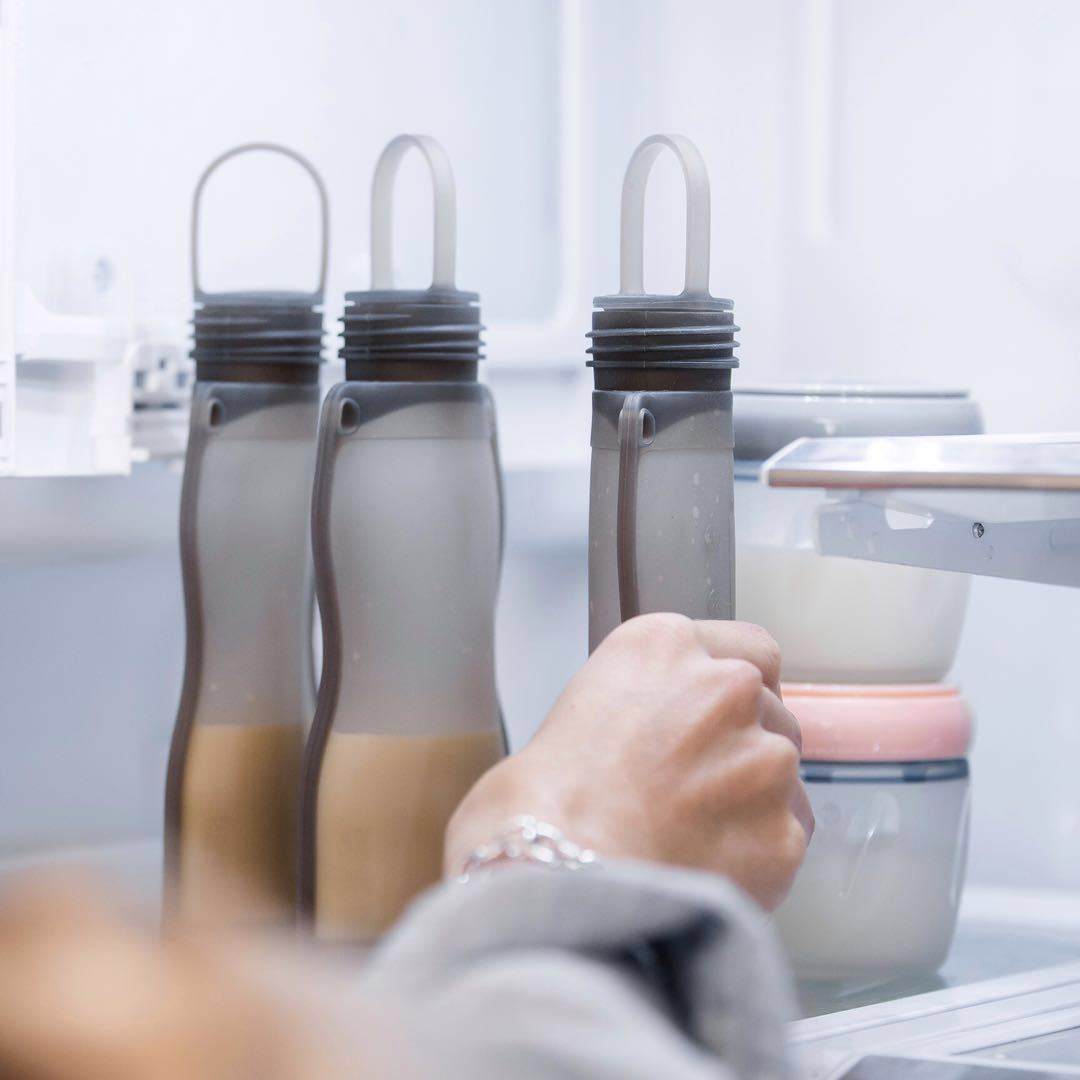 Silicone Multifunctional Milk Storage Bag image