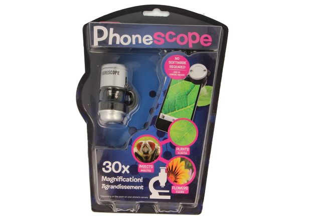 Magnoidz: Phonescope - Science Kit