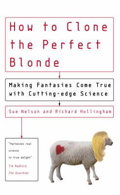 How To Clone The Perfect Blonde by Sue Nelson image