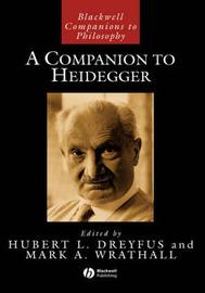 A Companion to Heidegger image