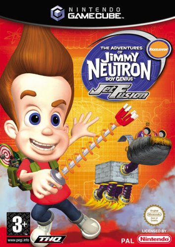 Jimmy Neutron: Jet Fusion for GameCube image