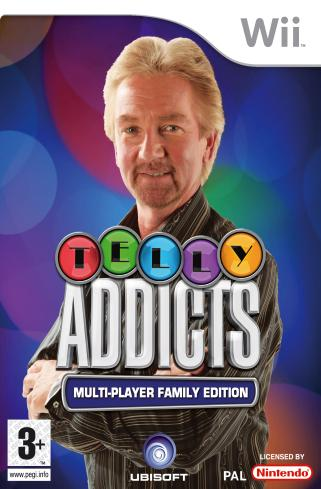 Telly Addicts for Nintendo Wii image