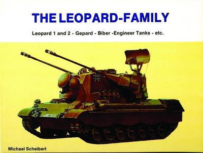The Leopard Family by Michael Scheibert