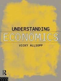 Understanding Economics by Vicky Allsopp image