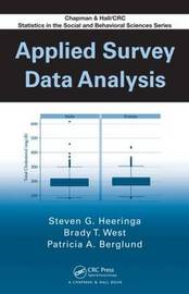 Applied Survey Data Analysis by Steven G. Heeringa image