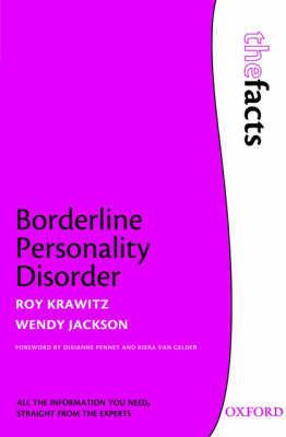 Borderline Personality Disorder by Roy Krawitz