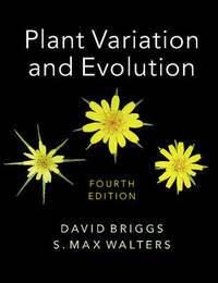Plant Variation and Evolution by David Briggs image
