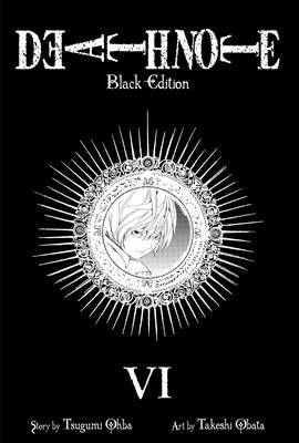 Death Note Black Edition, Vol. 6 by Tsugumi Ohba image