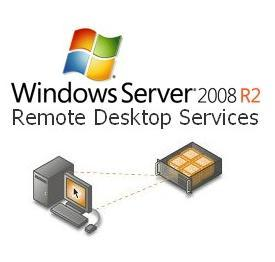 Microsoft Windows Remote Desktop Services 2008 R2 English MLP - User CAL