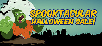 Spooktacular Halloween Sale!