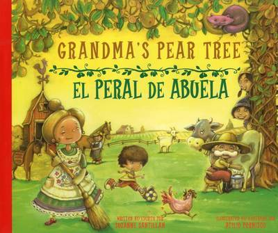 Grandma's Pear Tree by Suzanne Santillan