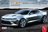 AMT: 1/25 2016 Chevy Camaro SS (Garnet Red) - Snap Kit