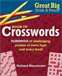 Great Big Grab a Pencil Book of Crosswords image