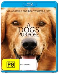 A Dog's Purpose on Blu-ray