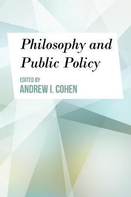 Philosophy and Public Policy