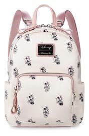 Loungefly: Disney Minnie Pastel Satin - Mini Backpack