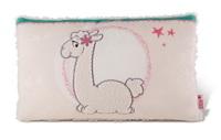 Nici: Llama Dalia - Plush Cushion (43 x 28cm)