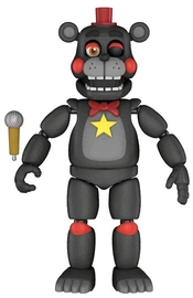 """Five Nights at Freddy's - Lefty 5"""" Articulated Figure"""