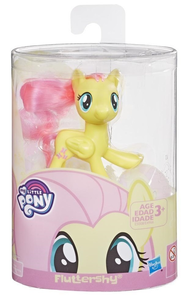 "My Little Pony: Fluttershy - 3"" Classic Figure image"