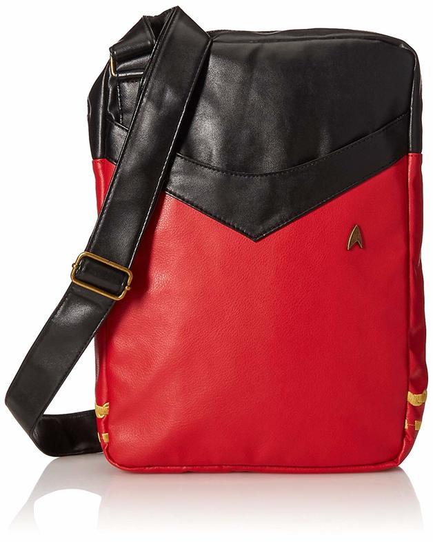 Star Trek: The Original Series - Uniform Laptop Bag (Red)