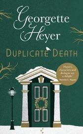 Duplicate Death by Georgette Heyer image