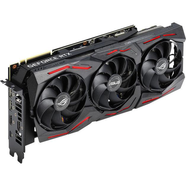 ASUS ROG Strix GeForce RTX 2070 SUPER Advanced Edition 8GB GPU