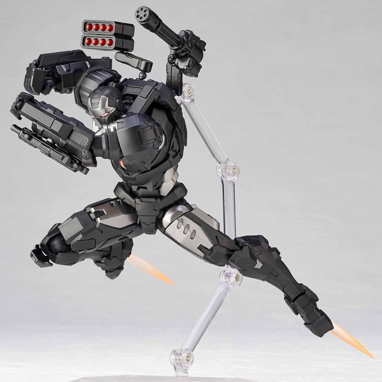Amazing Yamaguchi: War Machine - Action Figure image