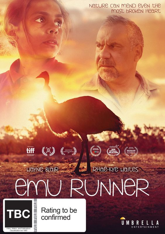 Emu Runner on DVD