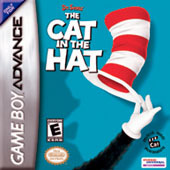 Cat In The Hat for Game Boy Advance