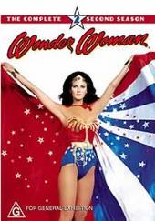 Wonder Woman - Complete Season 2 (5 Disc Box Set) on DVD