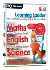 Learning Ladder - Ages 8 - 9 for PC