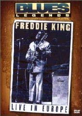 Freddie King - Live In Concert on DVD
