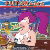 Futurama - Season 1 Disc 3 on DVD