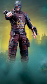 Batman Arkham City Deadshot Action Figure - Series 4