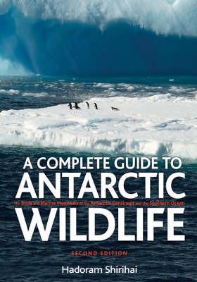 A Antarctic Wildlife by Hadoram Shirihai