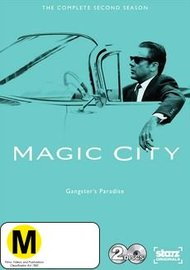 Magic City - The Complete Second Season on DVD